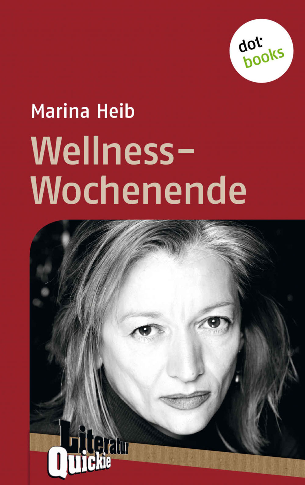 Cover Literatur Quickie Wellness Wochenende